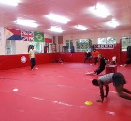 Unity Main Dojo Circuit Class
